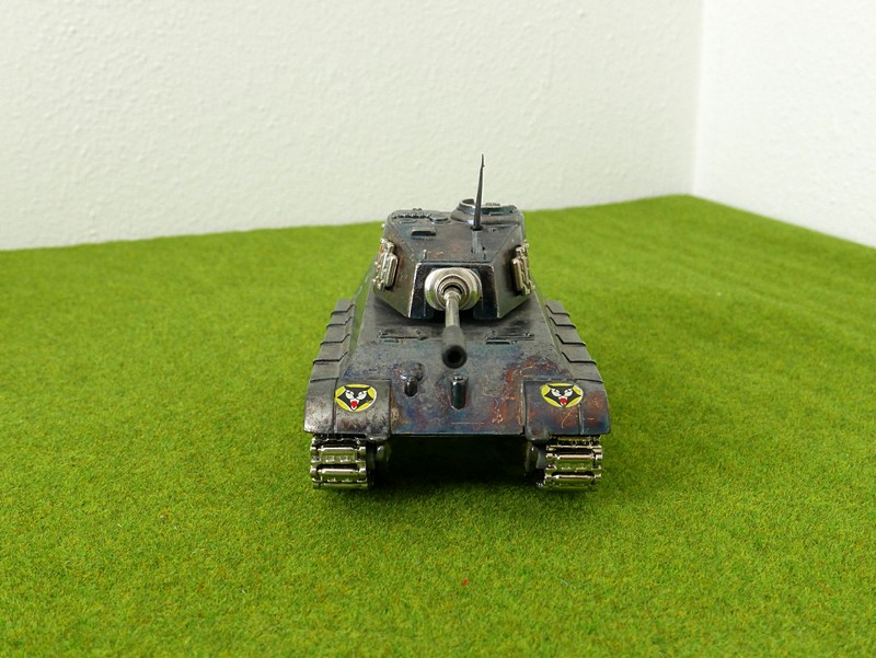 Playme 601 Tiger II front view