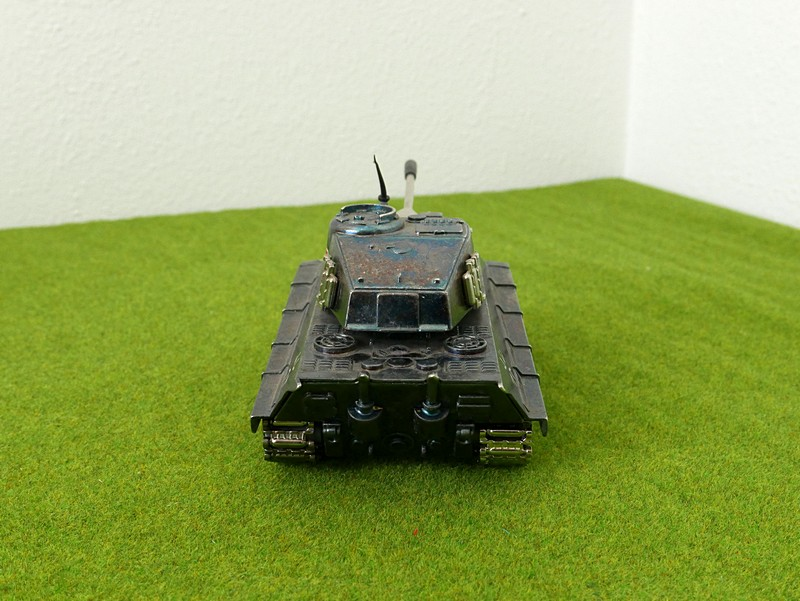 Playme 601 Tiger II rear view
