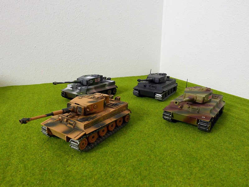 hachette collections tiger panzer